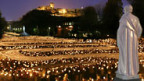 Wallfahrtsort Lourdes.