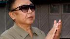 Der nordkoreanische Staatschefs Kim Jong Il.