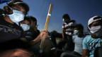 Mit organisierten Unruhen soll Präsident Morales in die Enge getrieben werden.