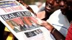 In Simbabwe haben sich die rivalisierenden Parteien auf eine Machtteilung geeinigt.