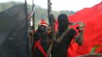 MEND-Rebellen in Nigeria (Archibild Juli 2008)