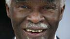 Südafrikas Präsident Mbeki will zurücktreten.