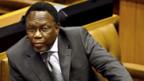 Südafrikas neuer Präsident Motlanthe.