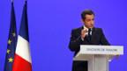 Sarkozy warnt vor den Folgen der Finanzkrise.