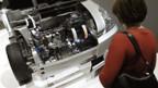 Den Hybridmotoren gehört die Zukunft.
