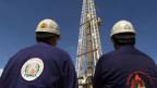In Mexiko schrumpfen die Öl-Fördermengen.
