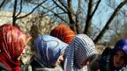 Das Kopftuch ist in der Türkei weit verbreitet.