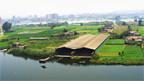 Die Nil-Insel Qursaya.