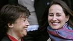 Martine Aubry und Ségolène Royal wollen beide an die Spitze.