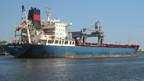 Das Frachtschiff «Probo Koala».