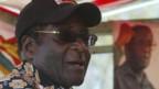 Machthaber Robert Mugabe.