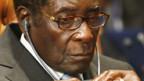 Mugabe am Afrika-Gipfel in Scharm el Scheich.