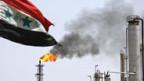 Veraltete Förderanlagen in Irak.