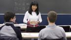 Immer mehr Kinder wollen Chinesisch lernen.