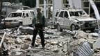 Selbstmordanschlag vor der indischen Botschaft in Kabul.