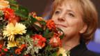 Angela Merkel wurde als als CDU-Parteichefin wiedergewählt.