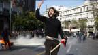 Gewaltsame Proteste auch am Tag des Generalstreiks