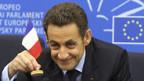 Sarkozy zum Abschluss der französischen Ratspräsidentschaft in der EU.