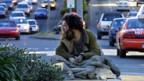 In San Francisco hat die Zahl der Obdachlosen stark zugenommen.