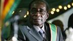 Simbabwes Machthaber Robert Mugabe.
