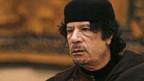 Der libysche Staatschef Muammar al-Gaddafi.