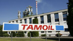 Kein Lieferstopp für libysches Öl: Die Schweizer Niederlassung der libyschen Mineralölgesellschaft Tamoil in Collombey.