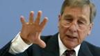 Wolfgang Clement ist aus der SPD ausgeschlossen worden.