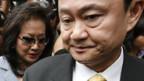 Verurteilt wegen Korruption und Steuerhinterziehung: Pojaman (l.) und Thaksin Shinawatra.