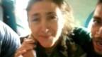 Ingrid Betancourts Befreiung (Originalbild ab dem brisanten Dokumentarfilm).
