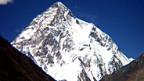 Der K2, der zweithöchste Berg der Welt.