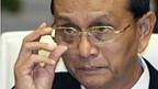 Burmesischer Regierungschef General Thein Sein