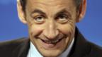 Präsident Nicolas Sarkozy.