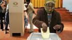 Knapp sechs Millionen Wähler waren aufgerufen, über die Zukunft