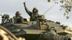 Israelischer Militäreinsatz im Gazastreifen.