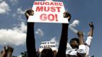 Das Volk hat genug von Mugabe.