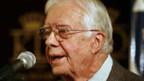 Jimmy Carter glaubt an seine Mission.