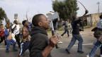 Der Mob gegen Flüchtlinge in Südafrika ist kaum zu bremsen.