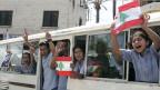 Hoffnung für Libanon.