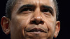 Barack Obama hat Grund zum Stirnrunzeln.