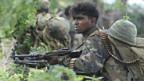 Die sri lankische Armee gibt sich siegesgewiss.