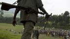 Rwandische Truppen haben die Grenze zum Kongo überschritten.