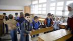 Die Schulen im Gazastreifen haben ihren Betrieb wieder aufgenommen.