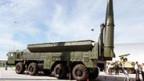 Atomar bestückbare Iskander-Raketen.