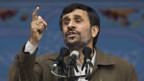 Irans Präsident Mahmud Ahmadinejad.
