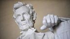 Das Lincoln Memorial in Washington ist ein Denkmal zu Ehren Abraham Lincolns.