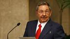 Kubas Präsident Raúl Castro.
