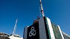 ) Reaktor 5 des bulgarischen Kernkraftwerks von Kozlodui.