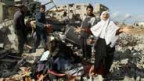 Der Gazastreifen liegt in Trümmern: Der Krieg forderte bisher mehr als 1200 Tote.