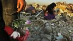 Viel Leid und Zerstörung in Gaza.