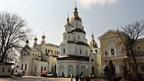 Im Stadtzentrum von Charkiv